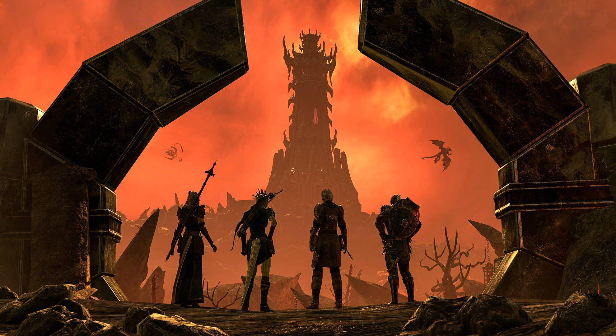Oblivion Portal Elder Scrolls Online