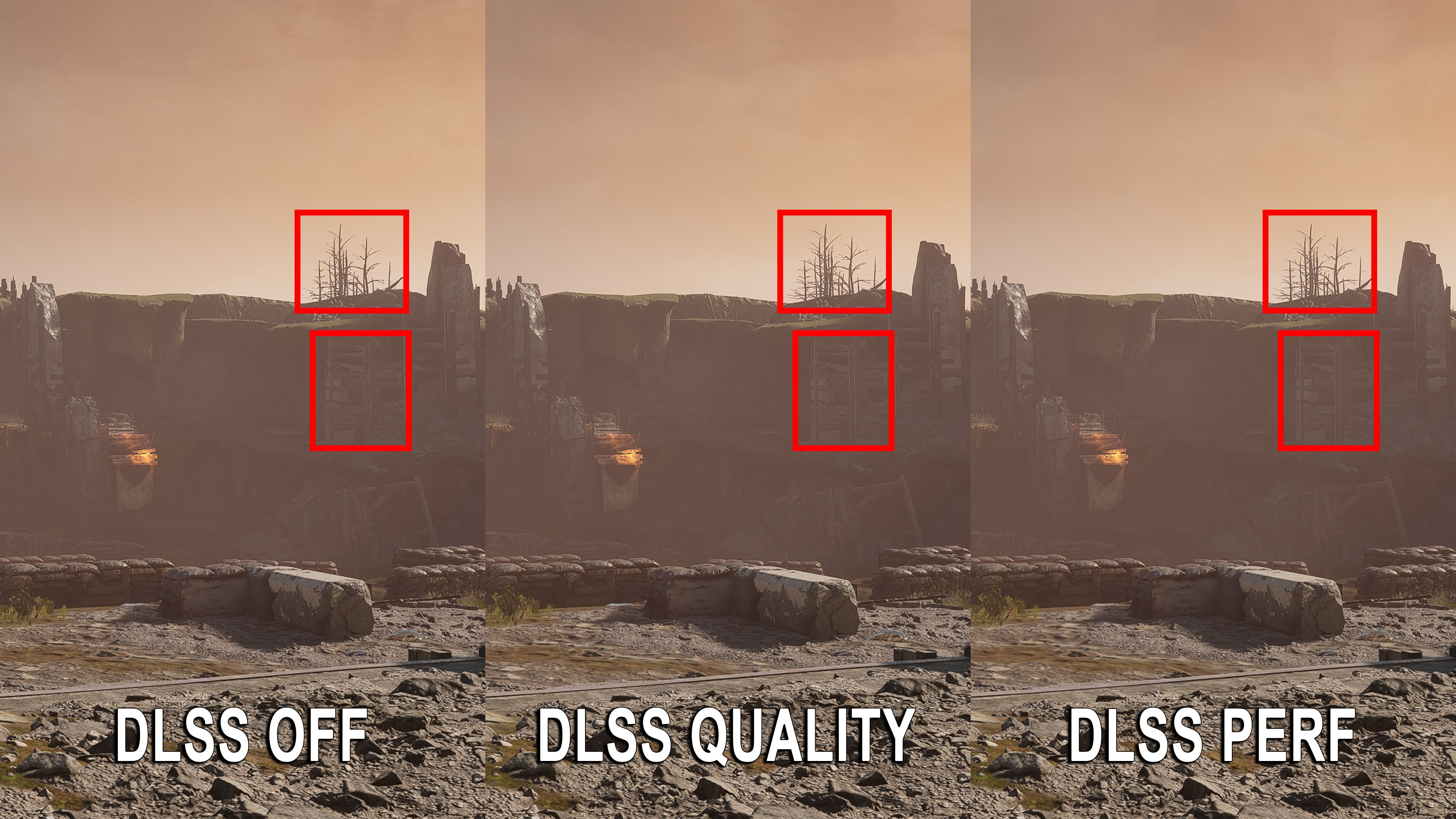 outriders dlss battlefield