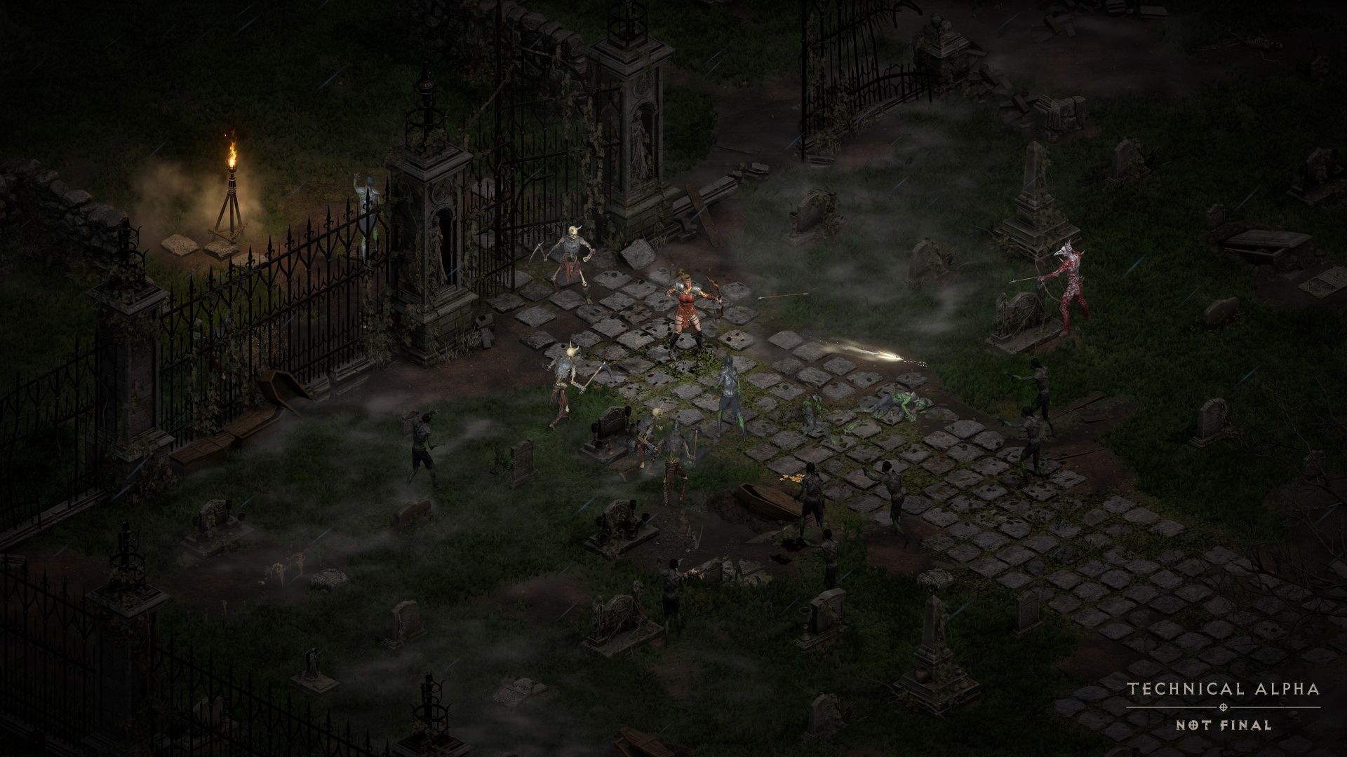 Diablo II Resurrected Technical Alpha