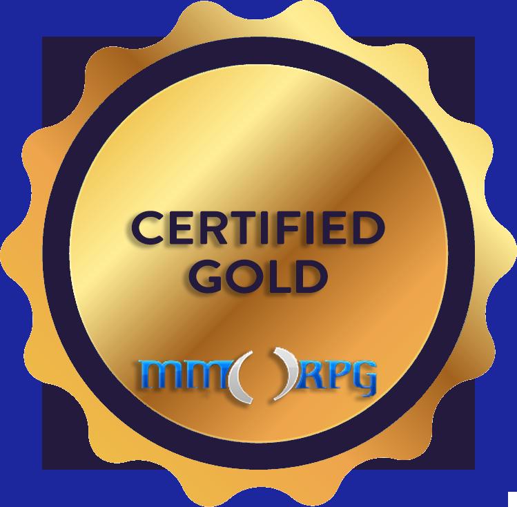MMORPG Gold Award