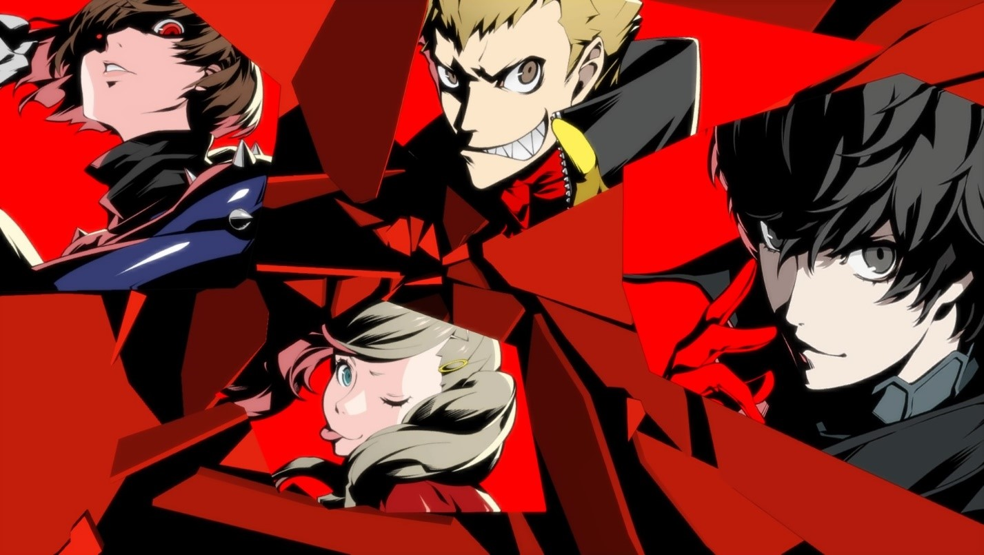 Persona 5 Royal All her attack