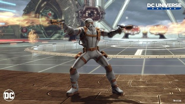 DCUO World of Flashpoint