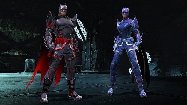DCUO World of Flashpoint Batman