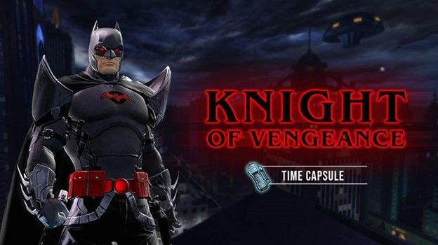 World of Flashpoint Batman DCUO