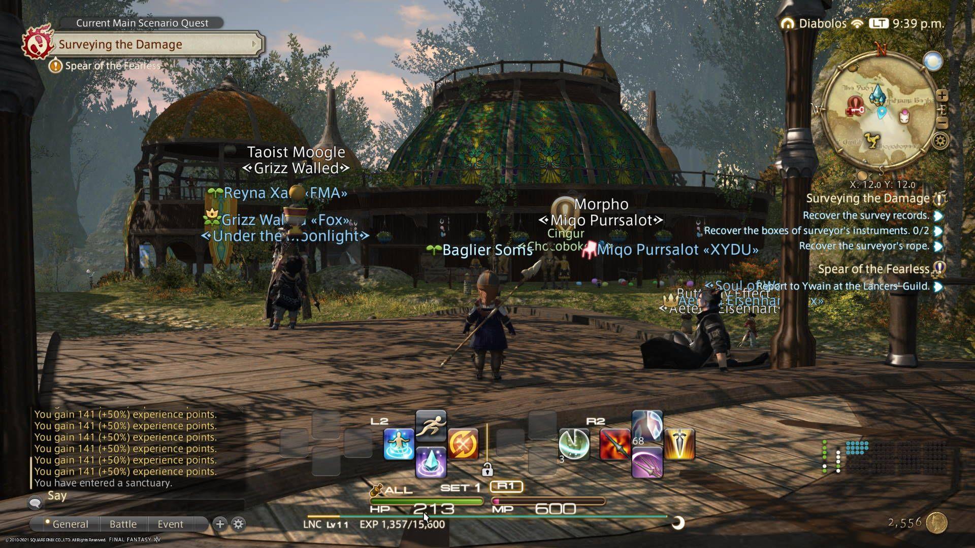 Final Fantasy XIV PS5