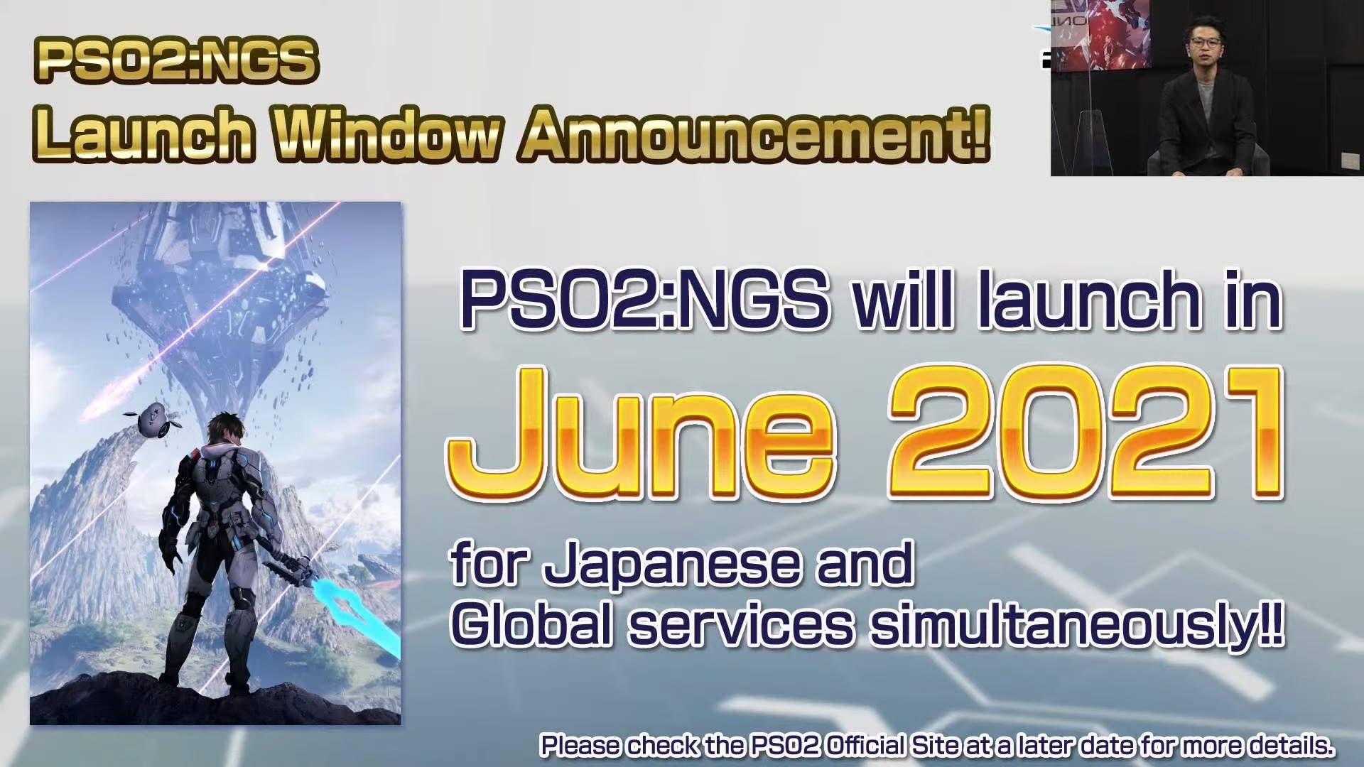 Phantasy Star Online 2 June 2021 New Genesis Release
