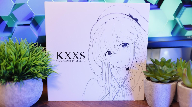 Moondrop KXXS Box Design