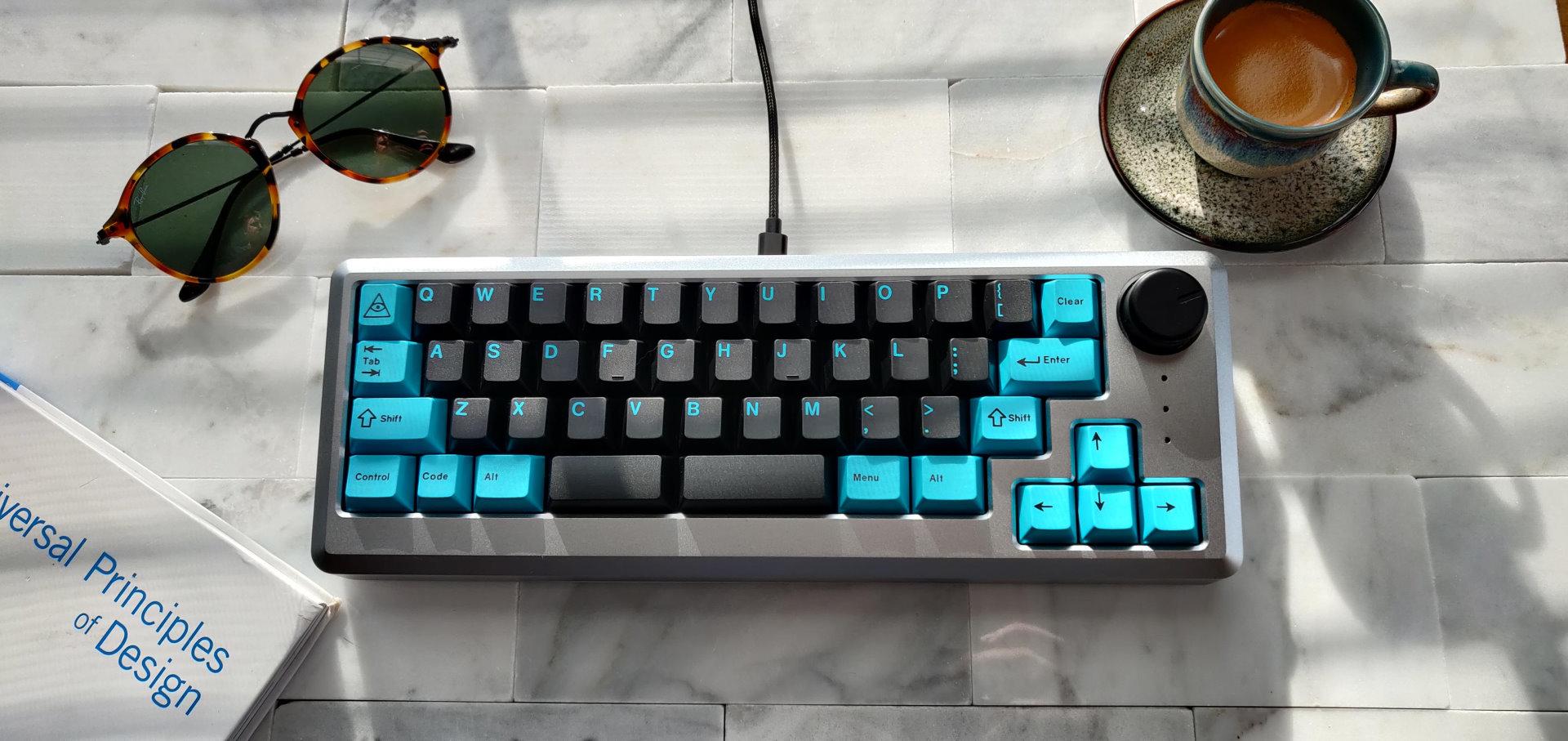 Example Keyboard Photography
