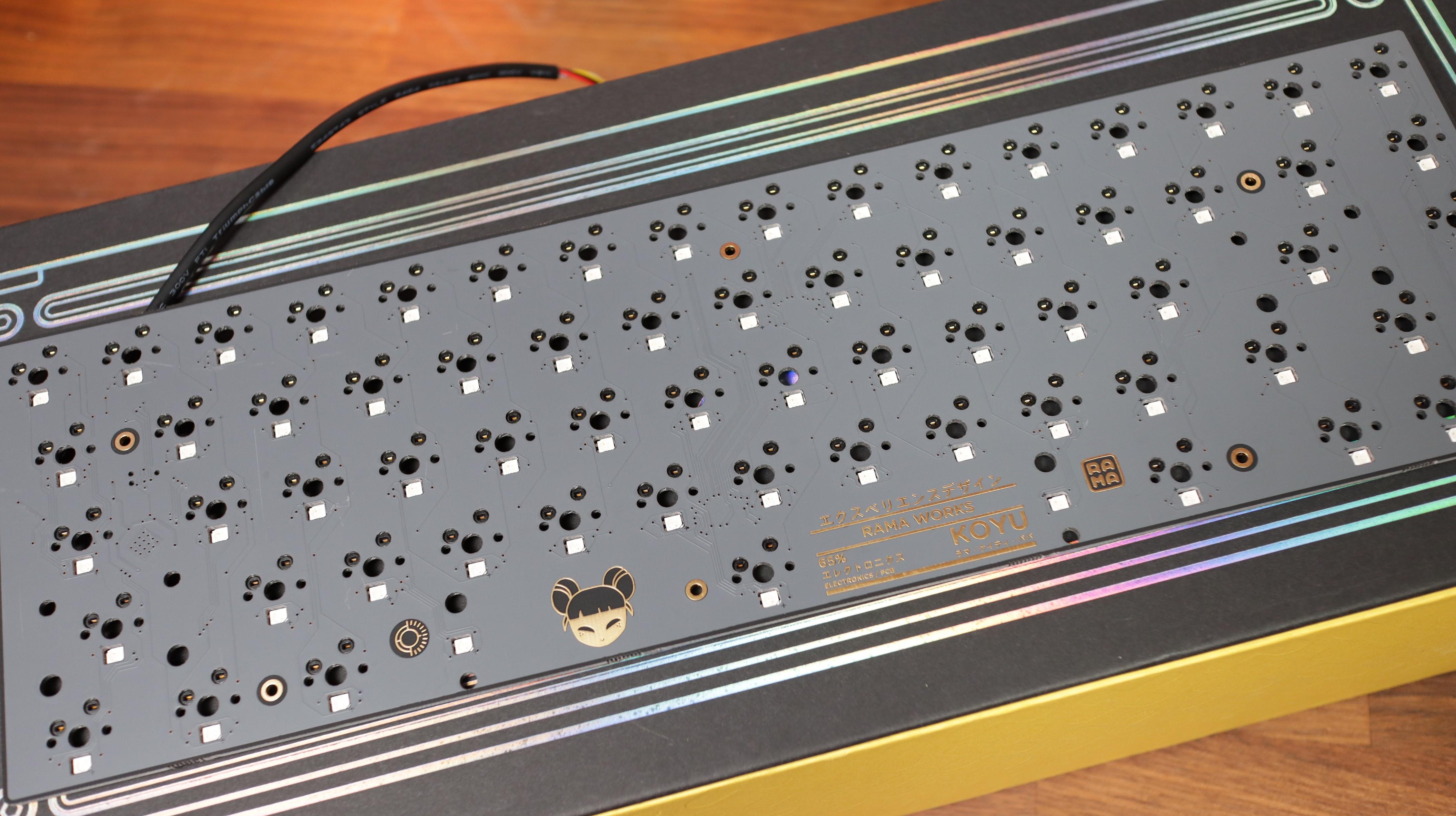RAMA Works Koyu PCB