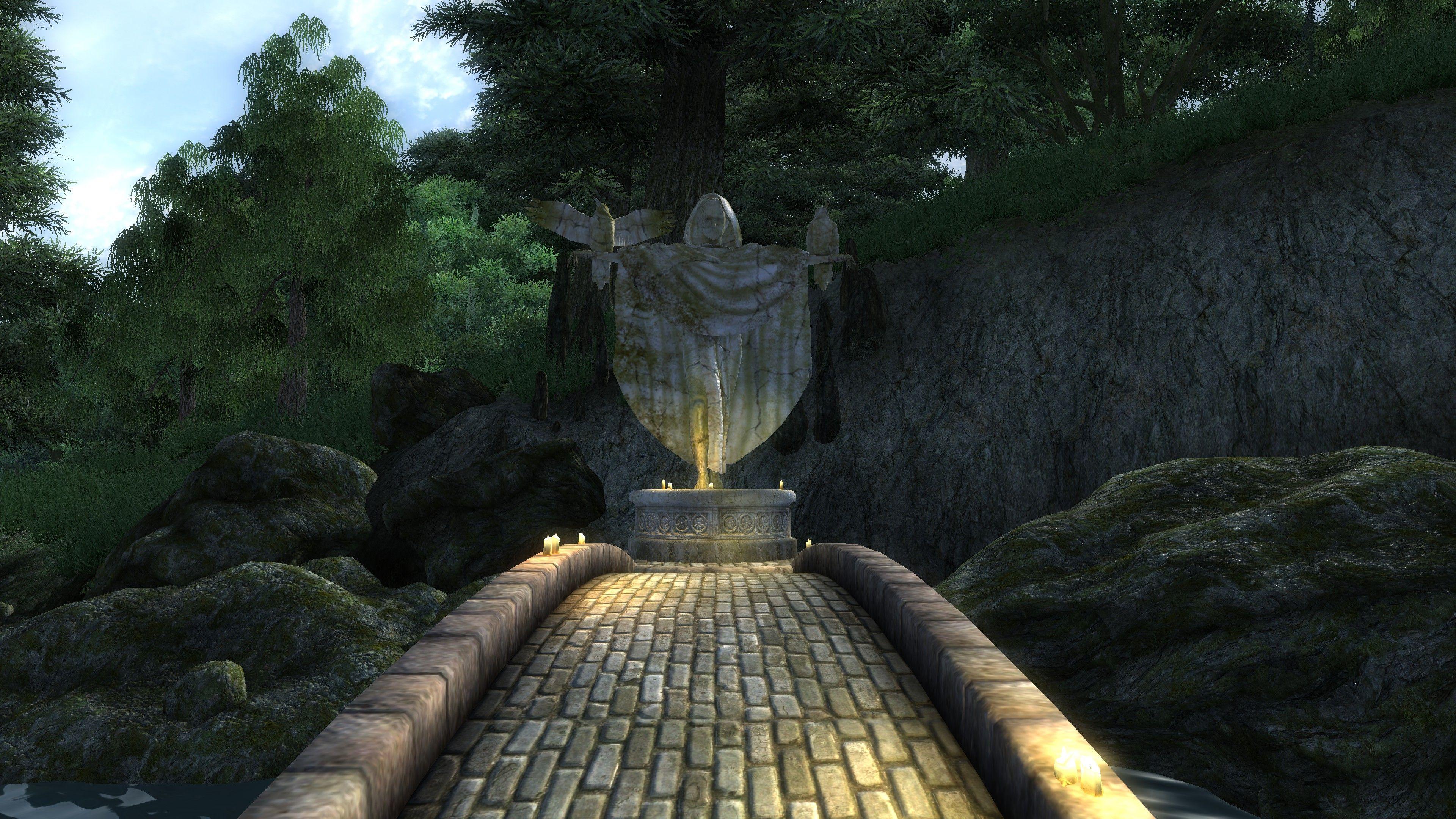 oblivion shrine of nocturnal