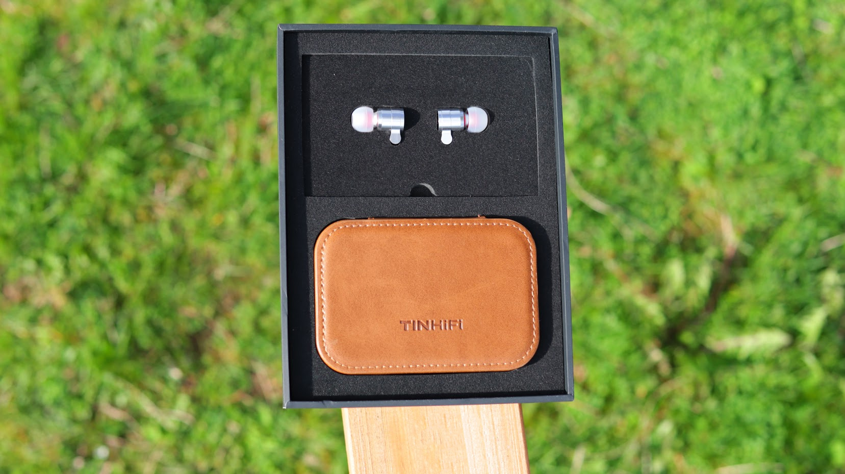 TIN T4 - Unboxing