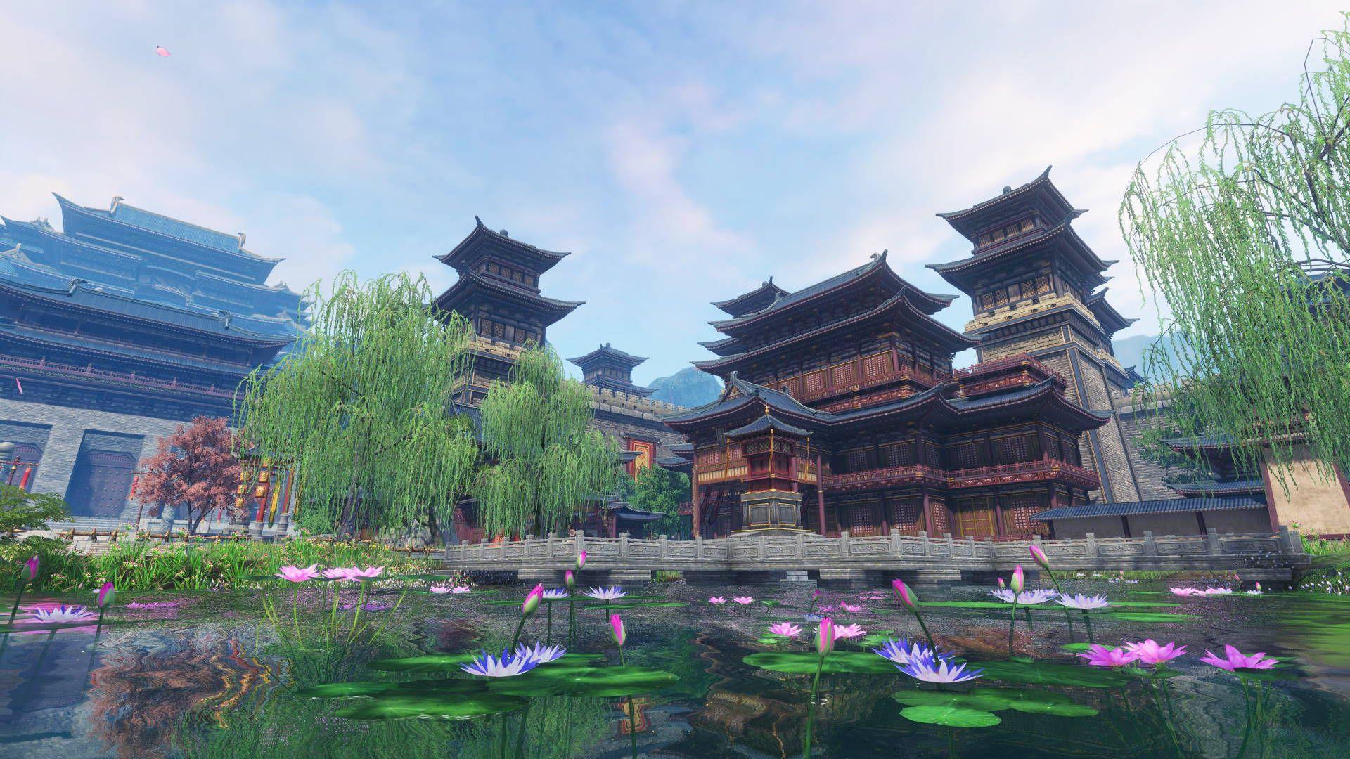 Chang'an Swords of Legends Online
