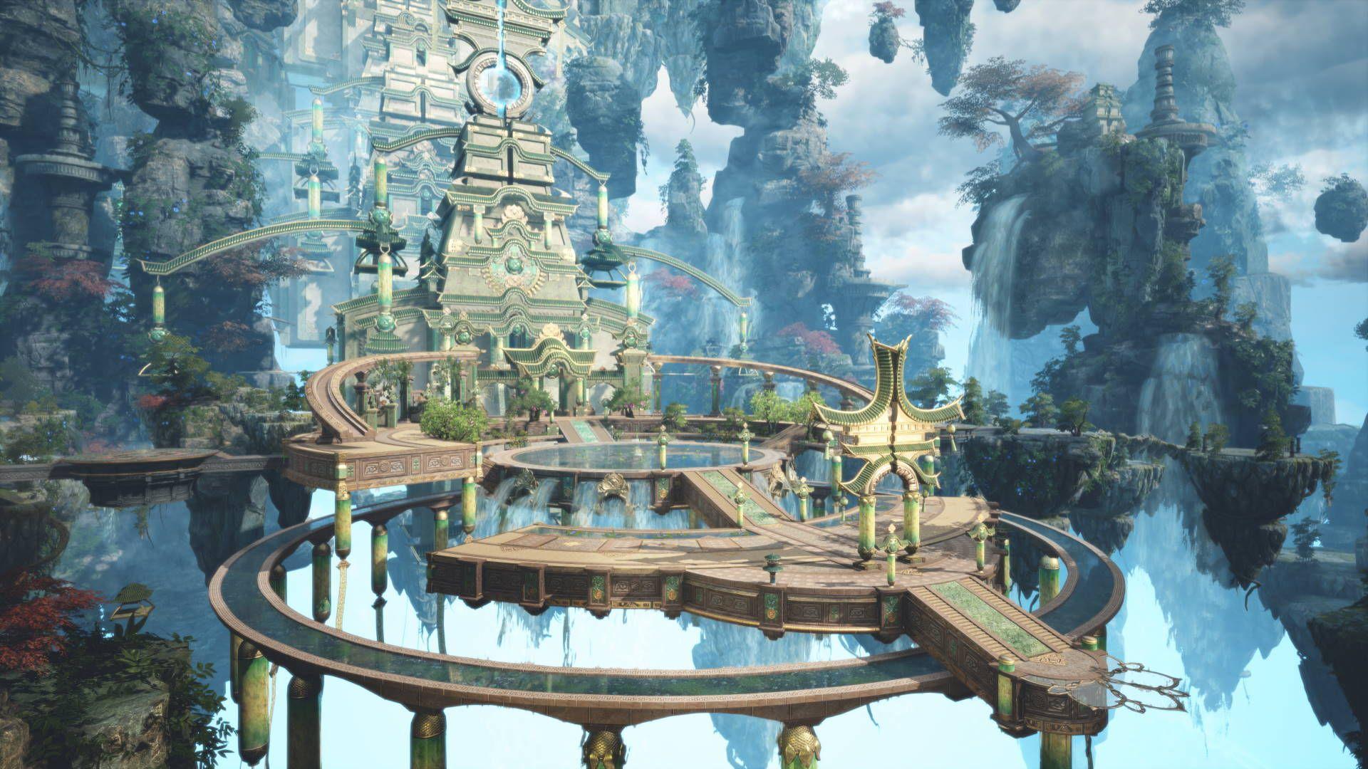 Cloudrise Swords of Legends Online