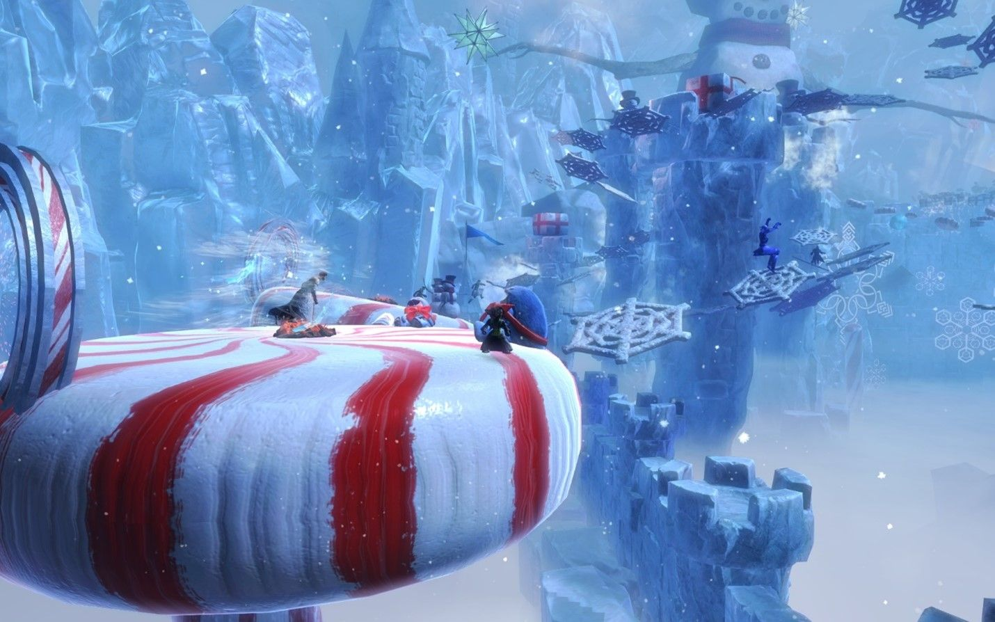 Guild Wars 2 Winterland