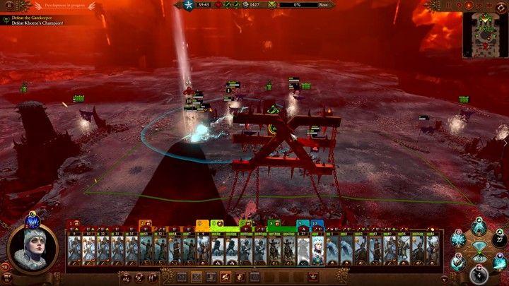Total War Warhammer 3 Survival Battle