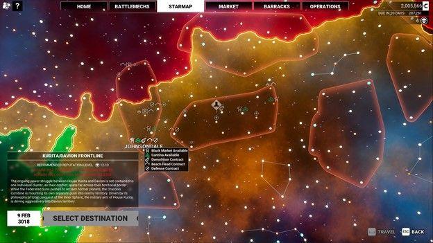 mech warrior 5 map
