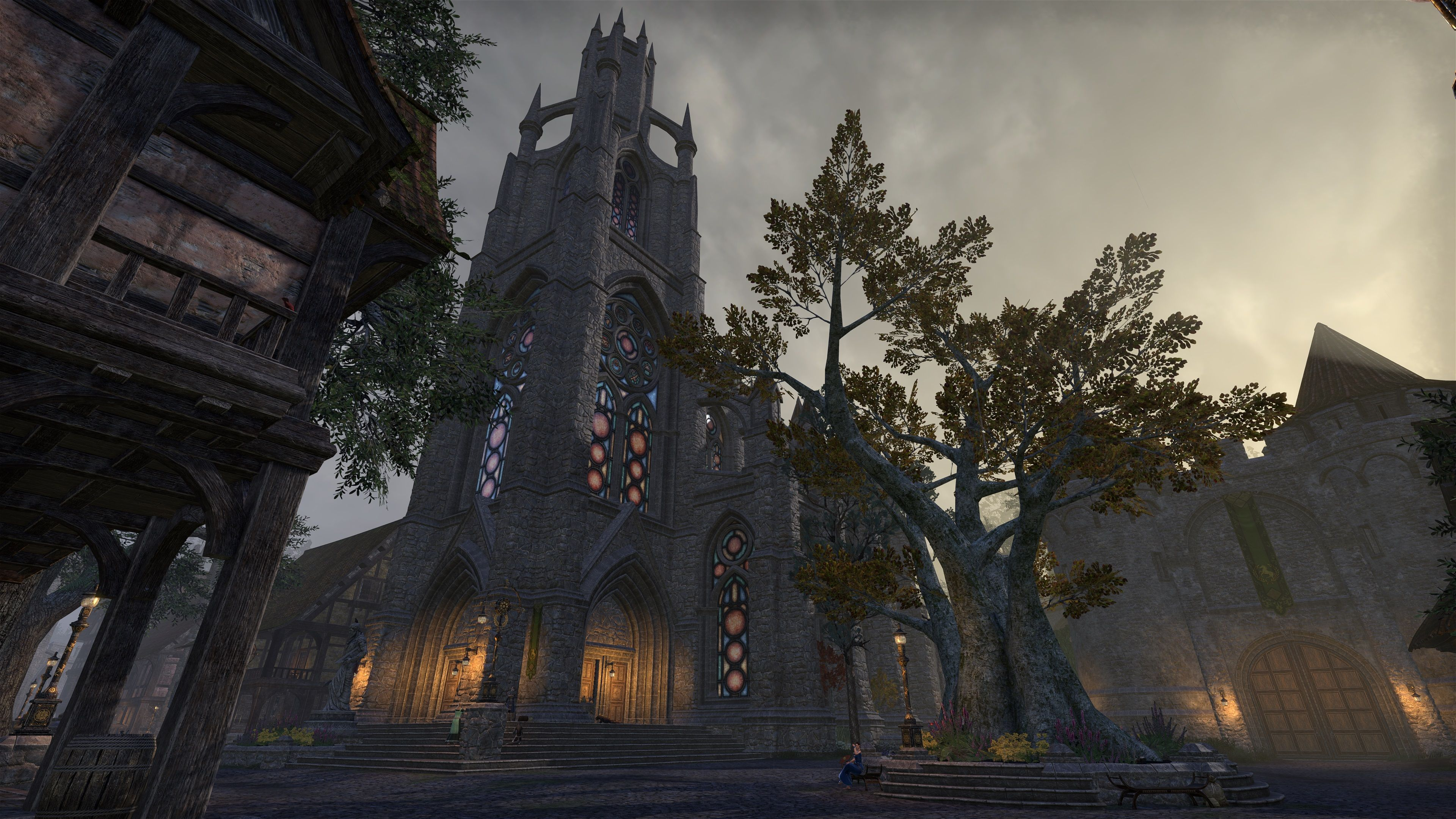 elder scrolls online blackwood chapel
