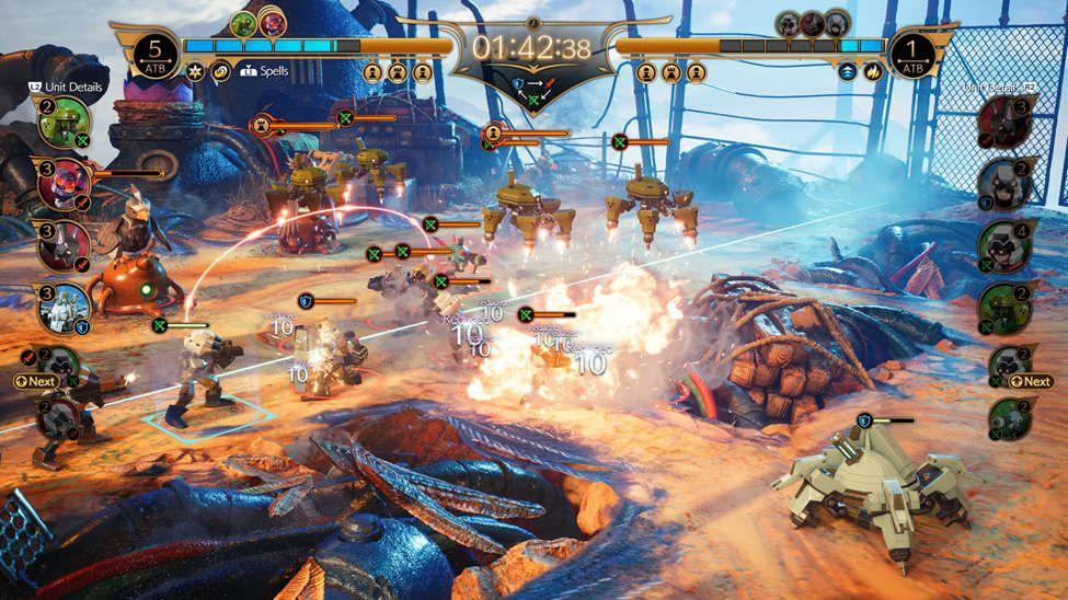 Final Fantasy VII REMAKE Intergrade Fort Condor