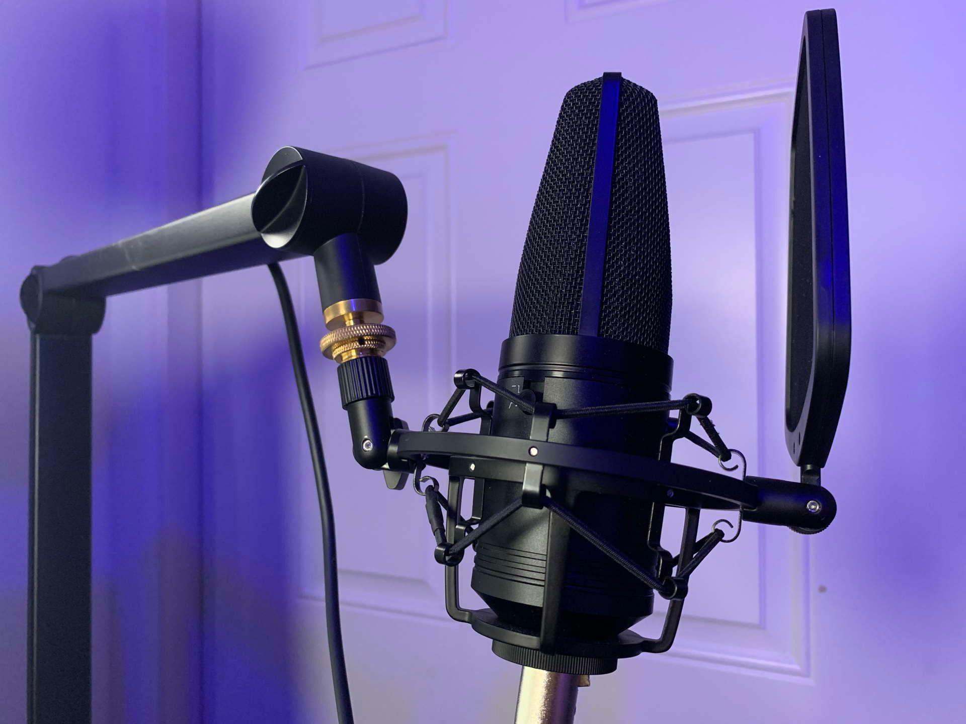 MOVO VSM-7 XLR Condenser Microphone
