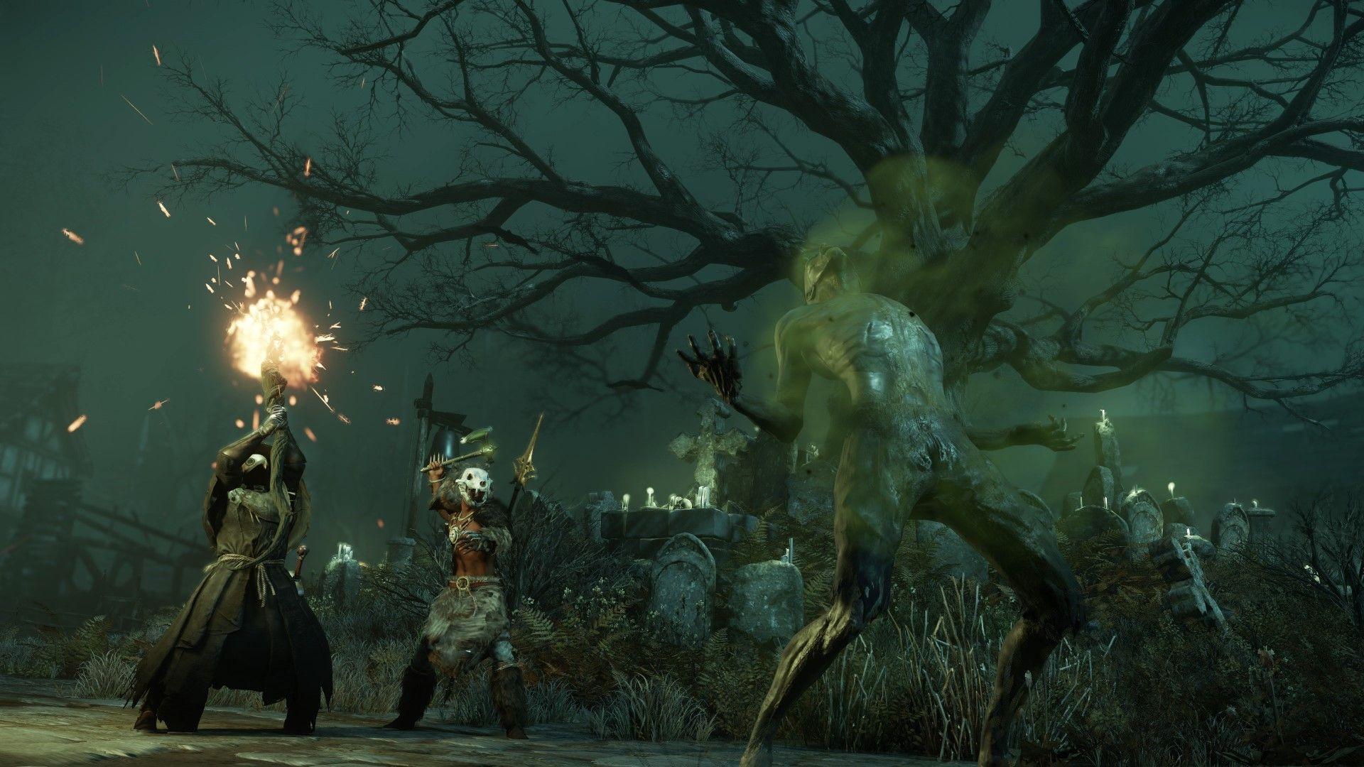 Nemici MMORPG del Nuovo Mondo