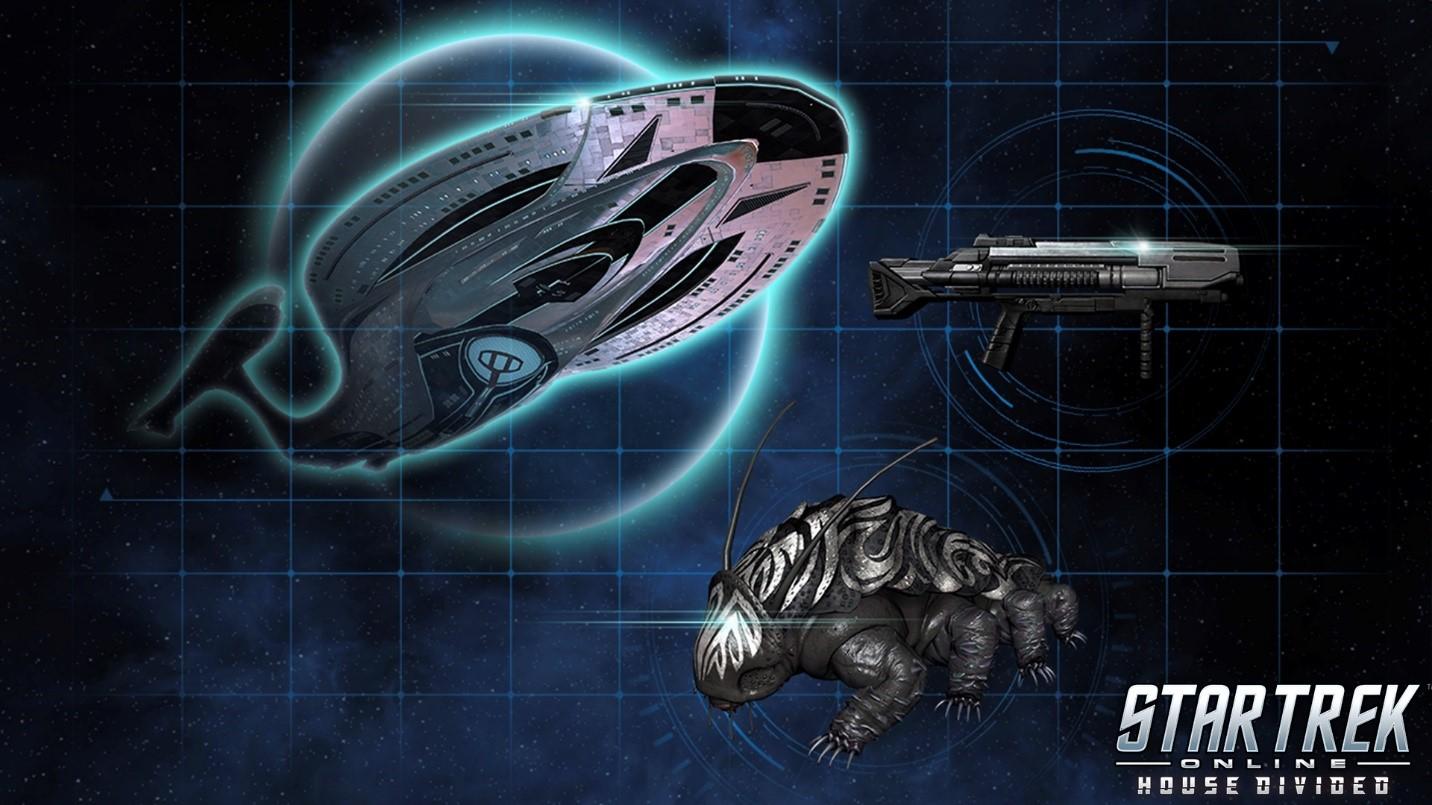 Star Trek Online House Divided