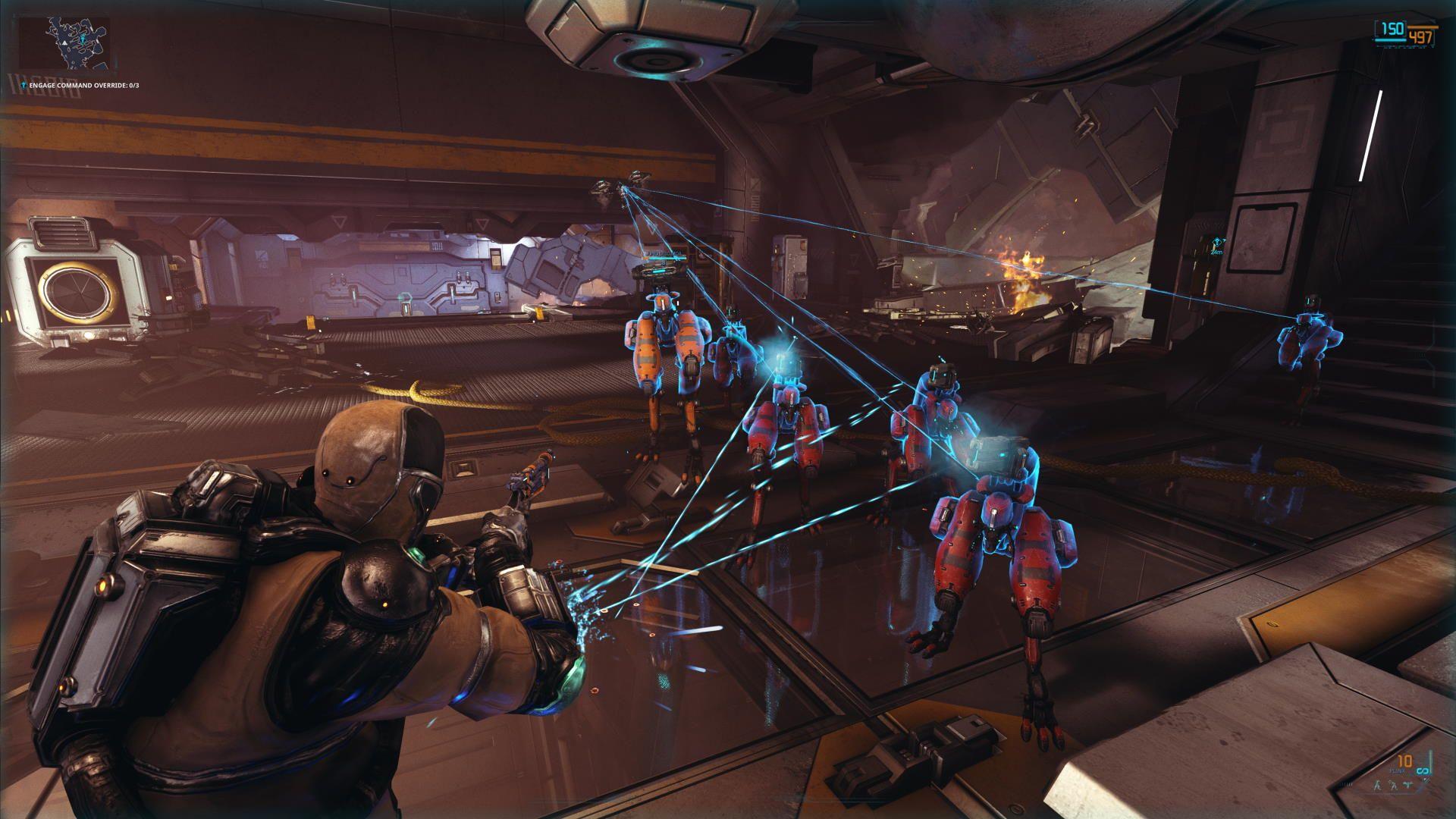 Warframe TennoLive 2021 The New War Corpus
