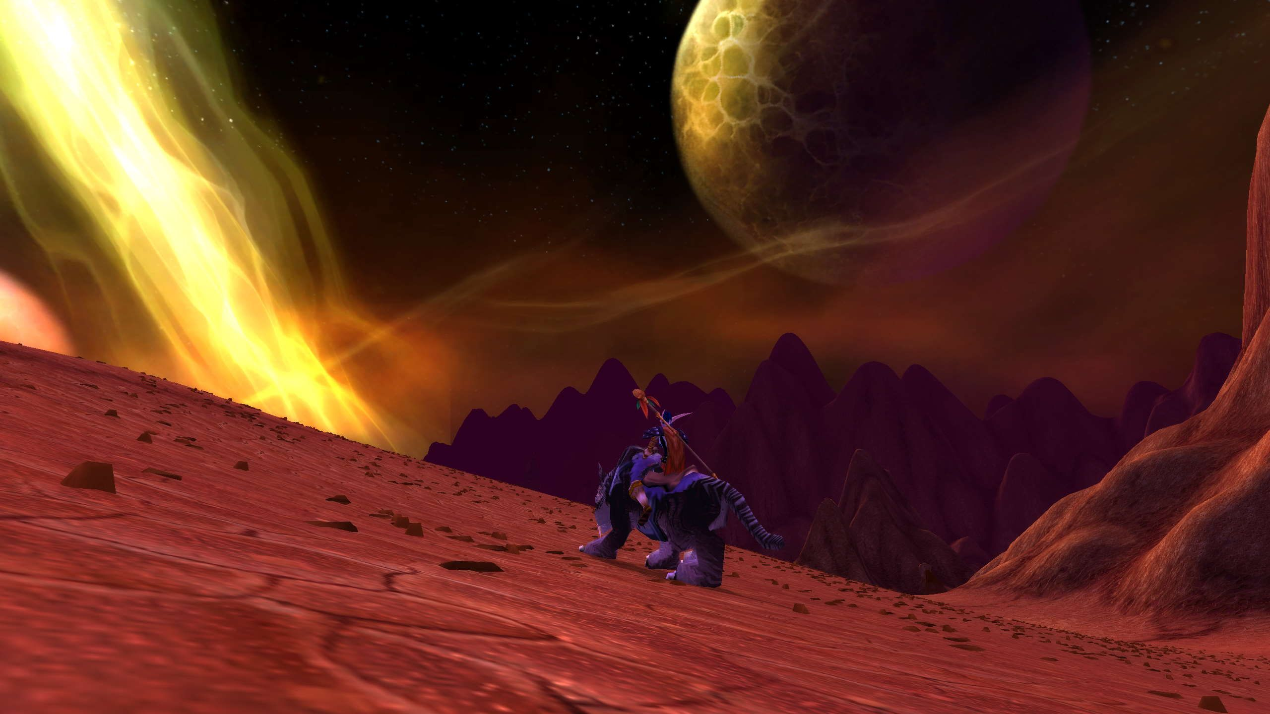 World of Warcraft The Burning Crusade Classic Review