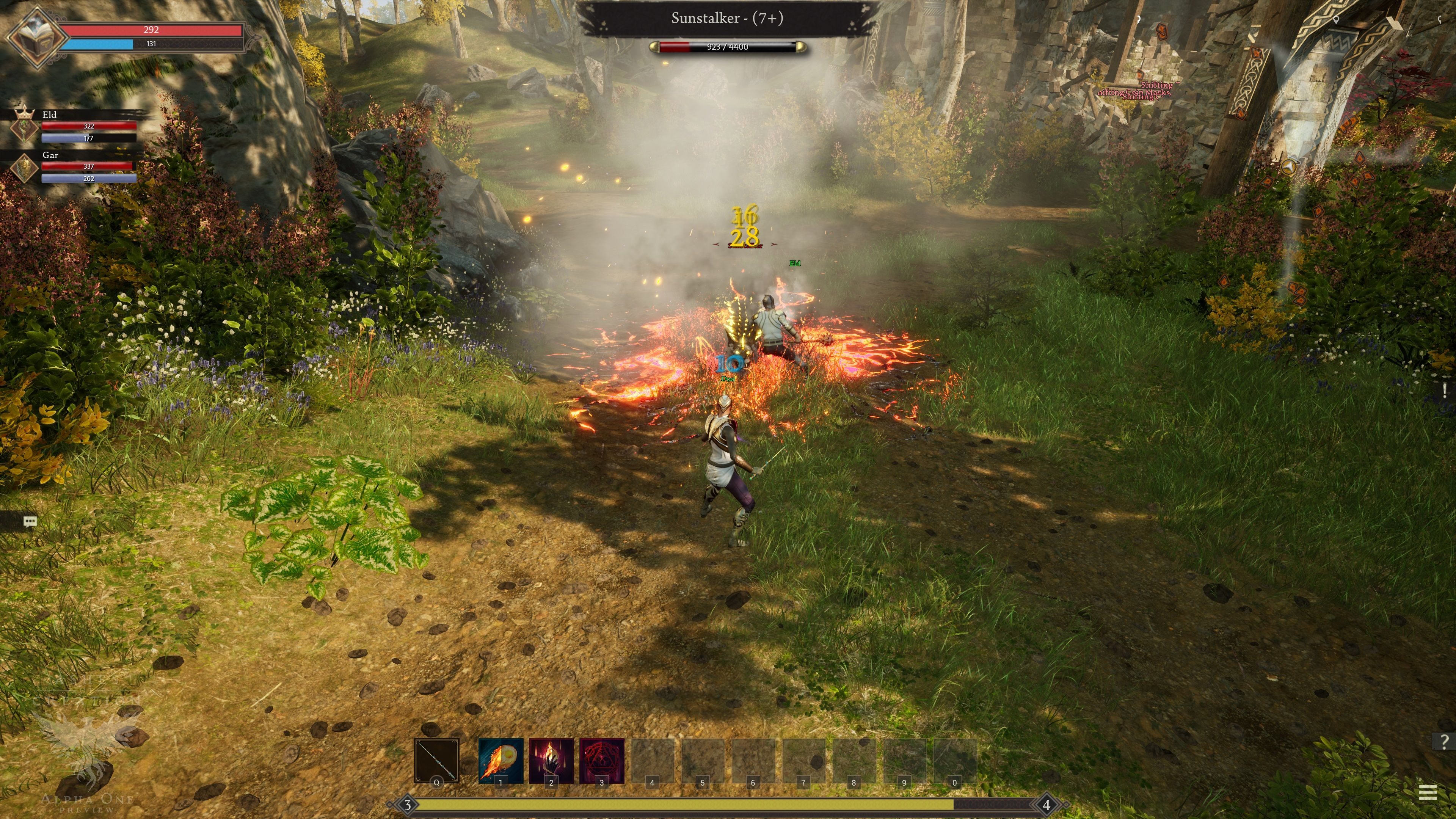 ashes of creation combat