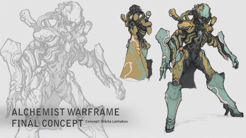 alchemist 1 warframe tennocon