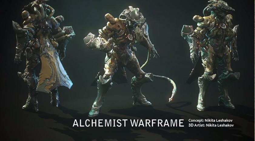 alchemist 2 warframe tennocon
