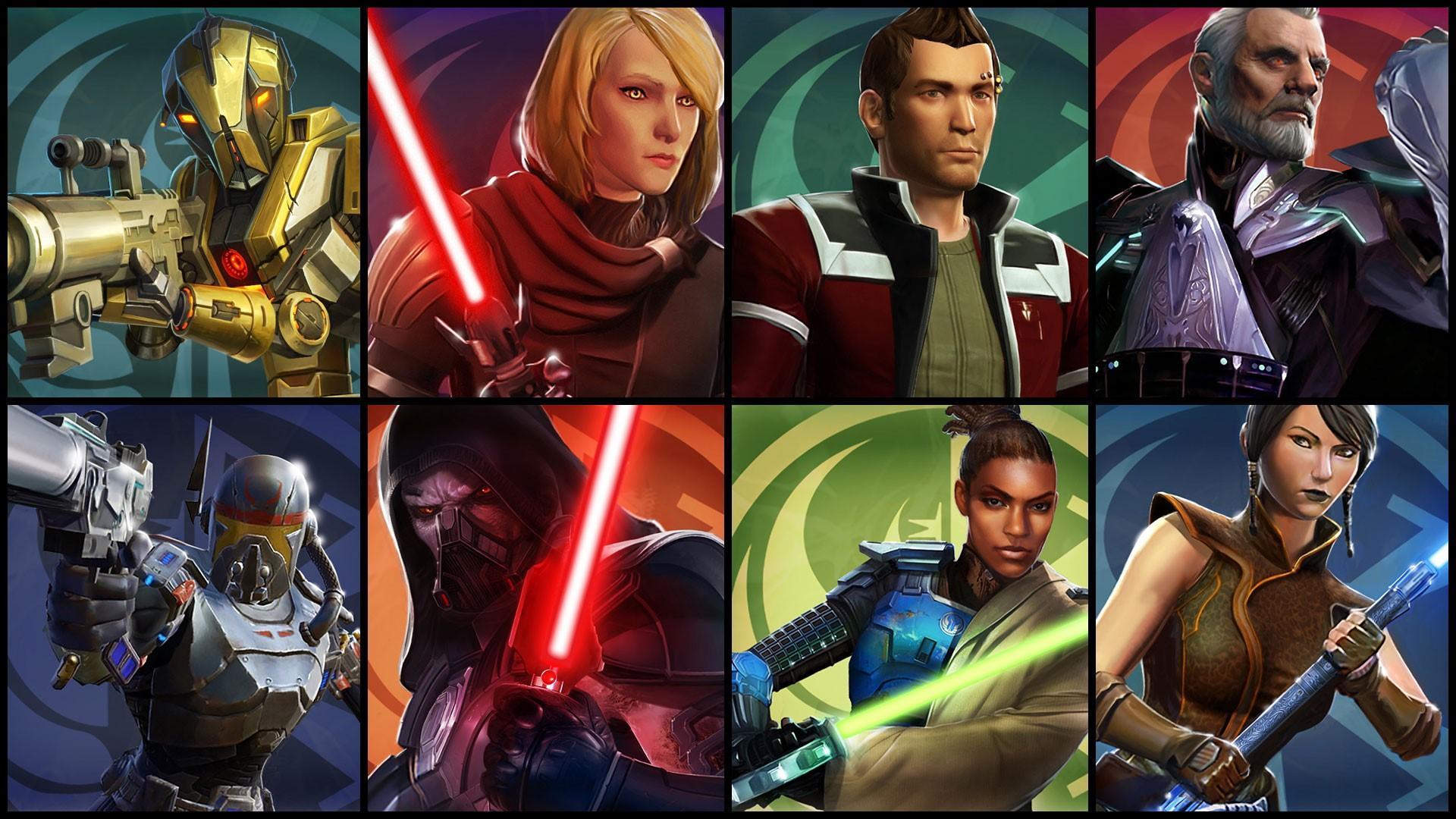 swtor heroes