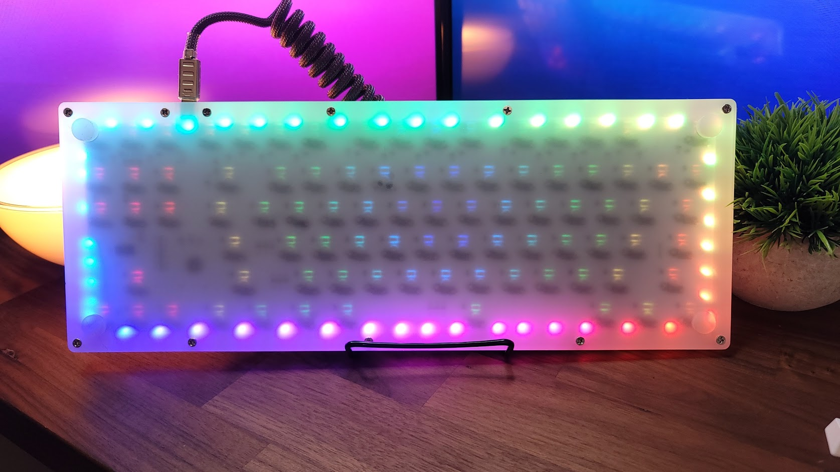Rear LEDs