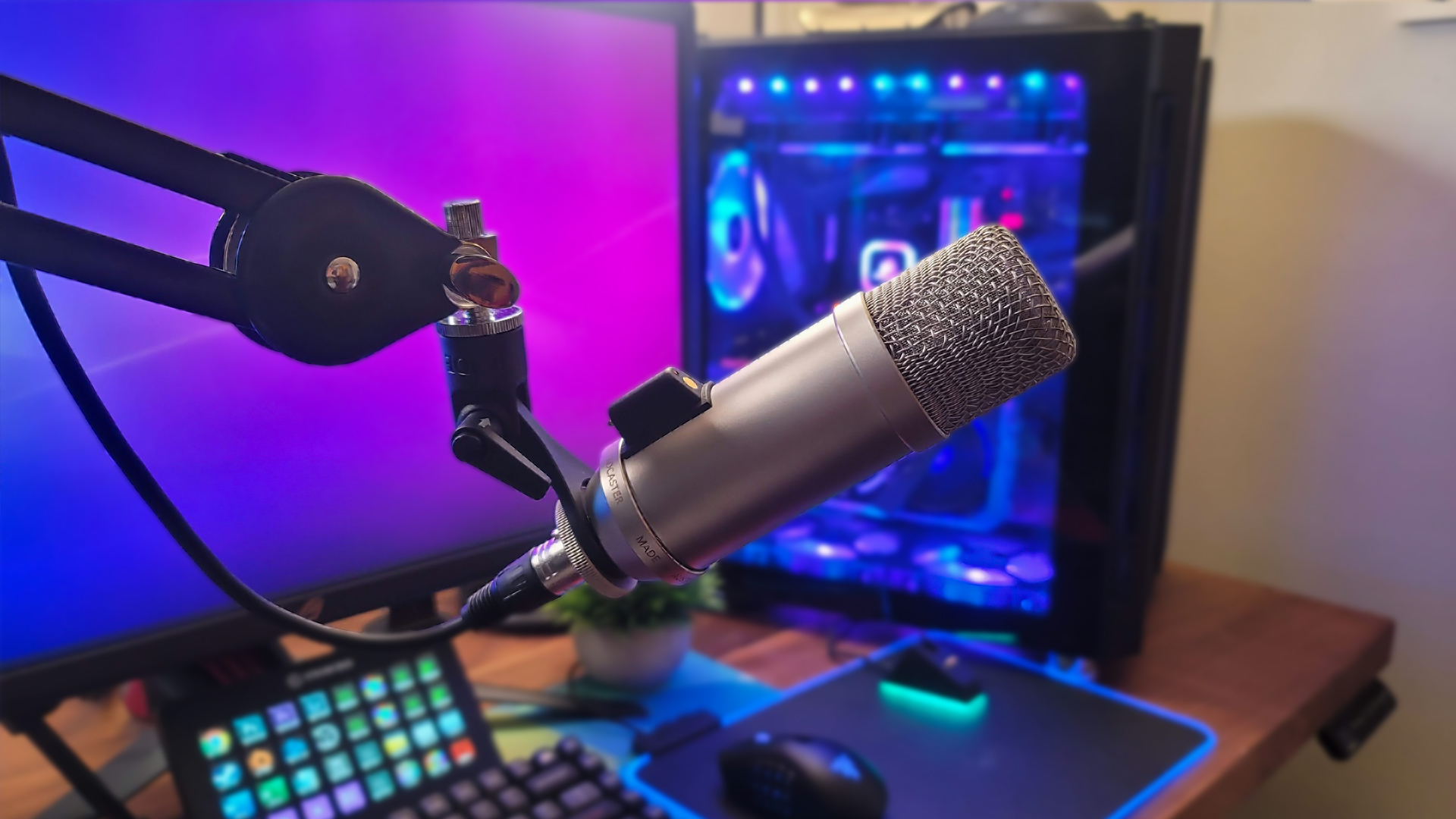Rode Broadcaster Microphone for Streaming