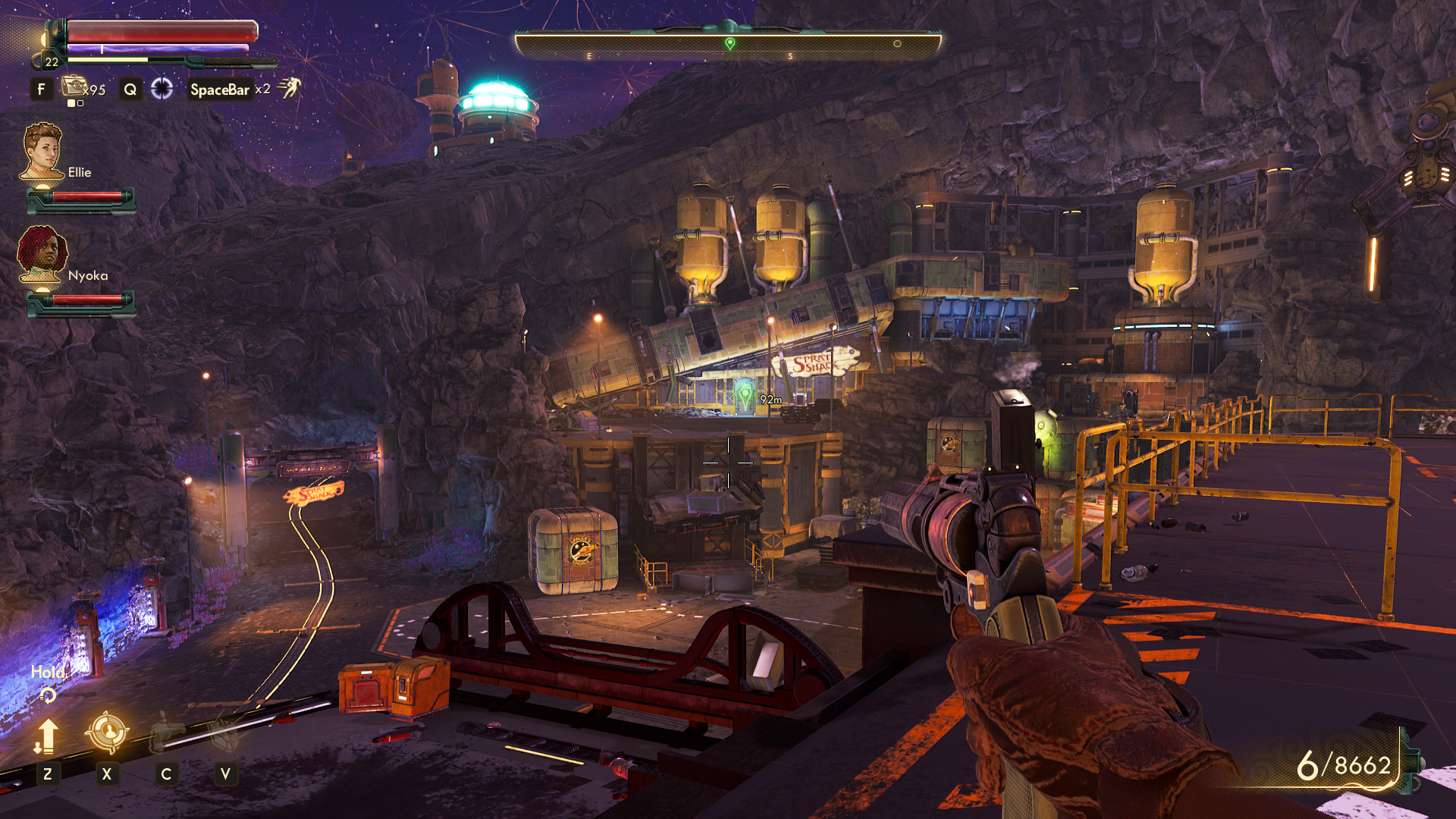 outer worlds gorgon settlement