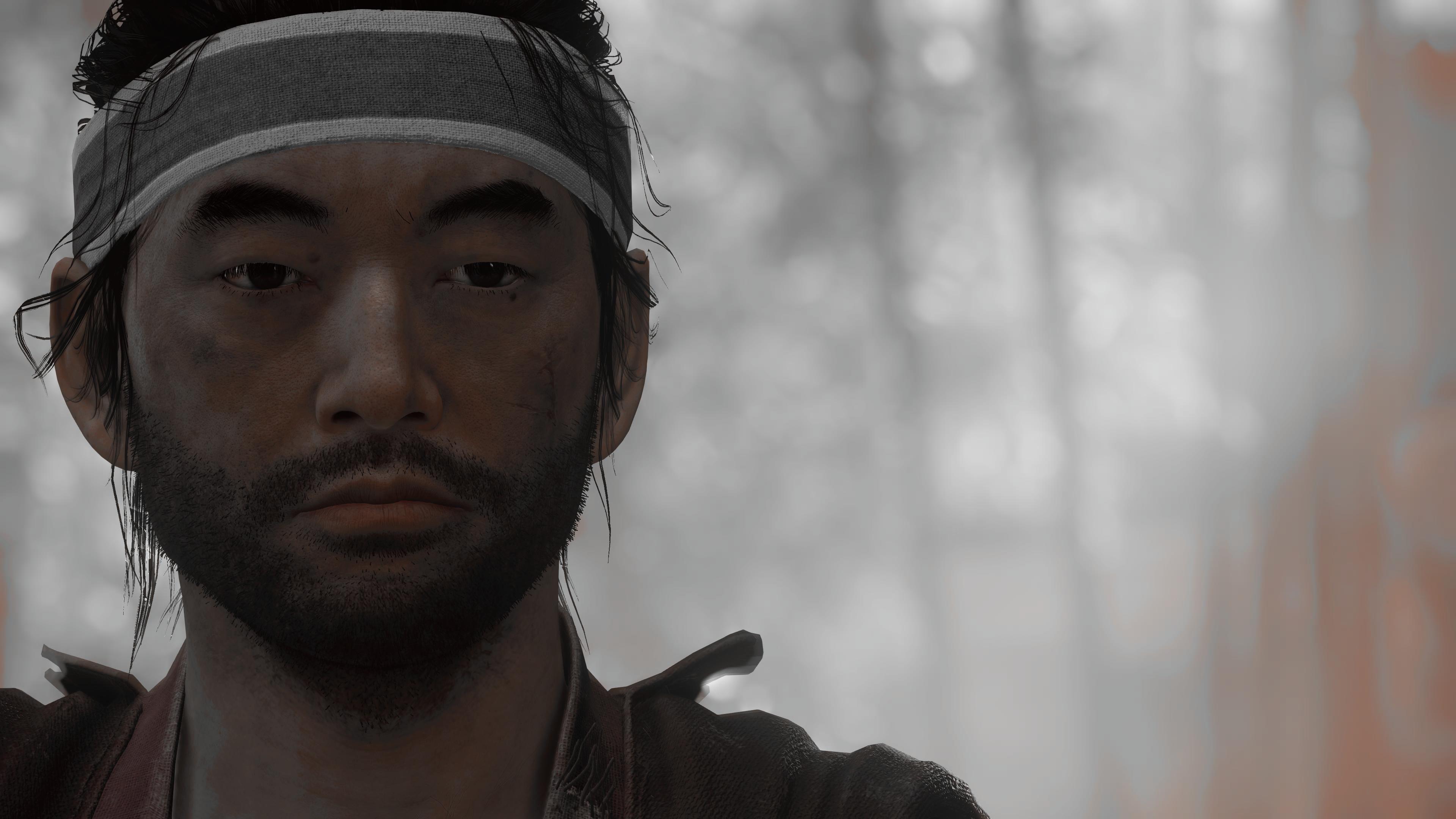 ghost of tsushima jin