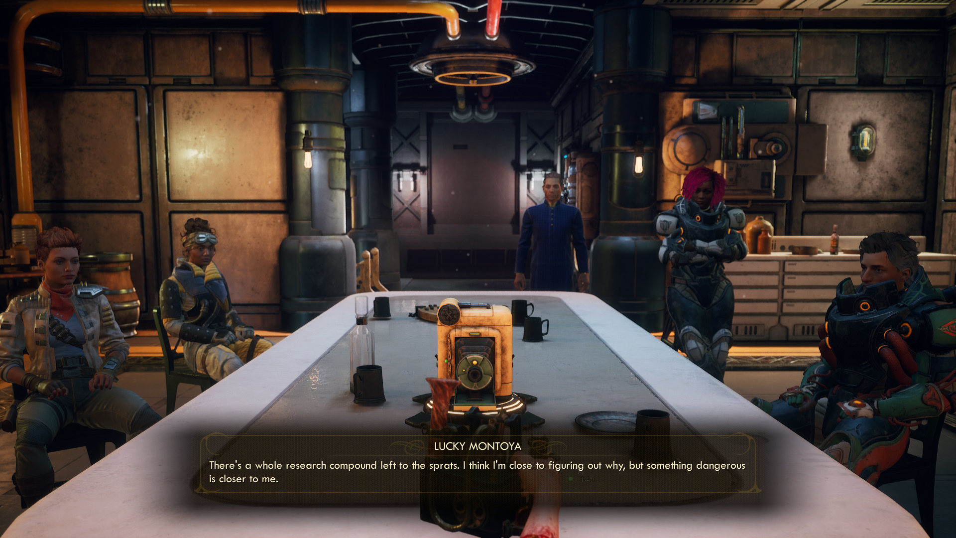 The Outer Worlds: Danger to Gorgon