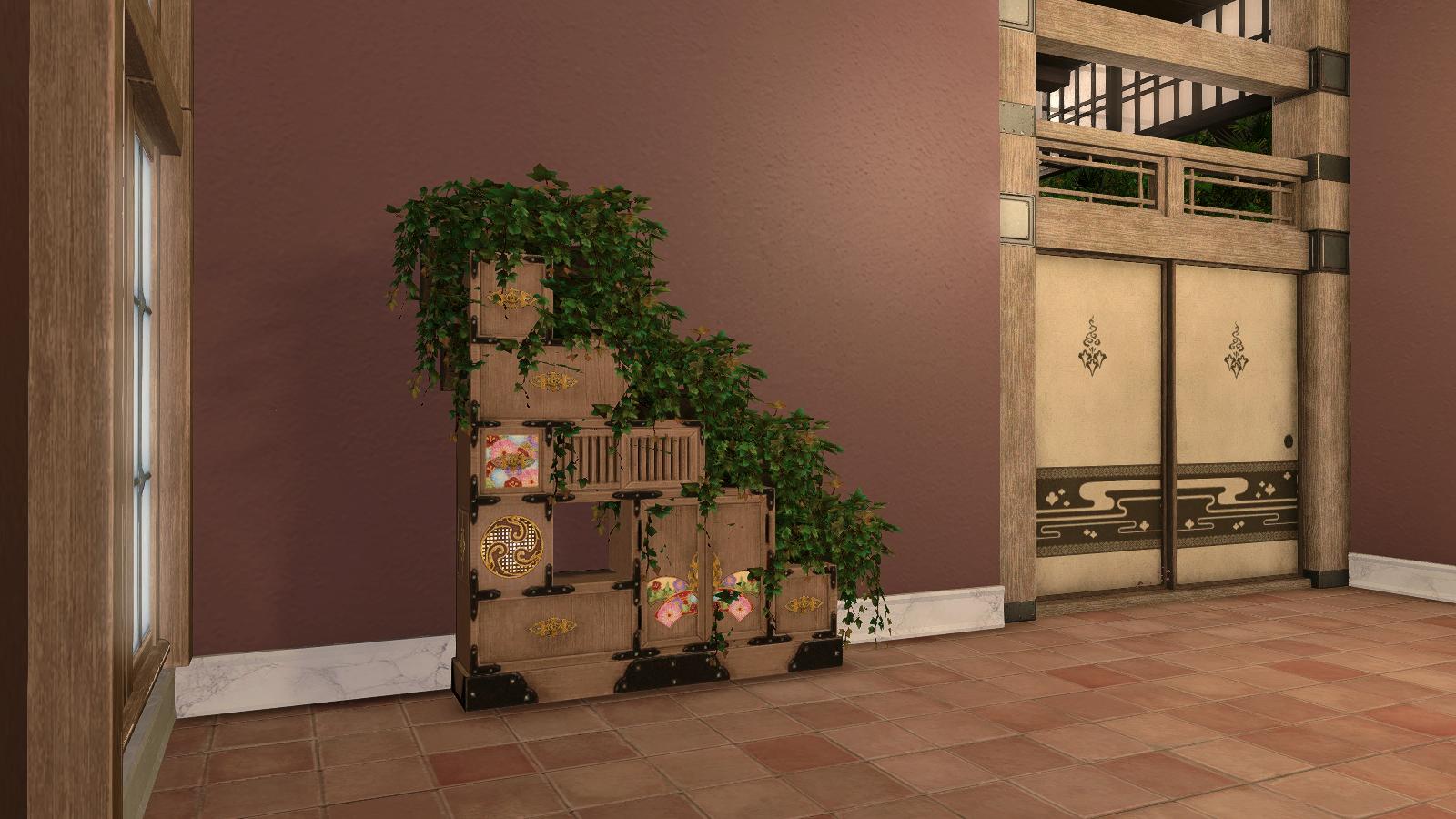 Final Fantasy Xiv Housing Showcase Hingan Kitchen