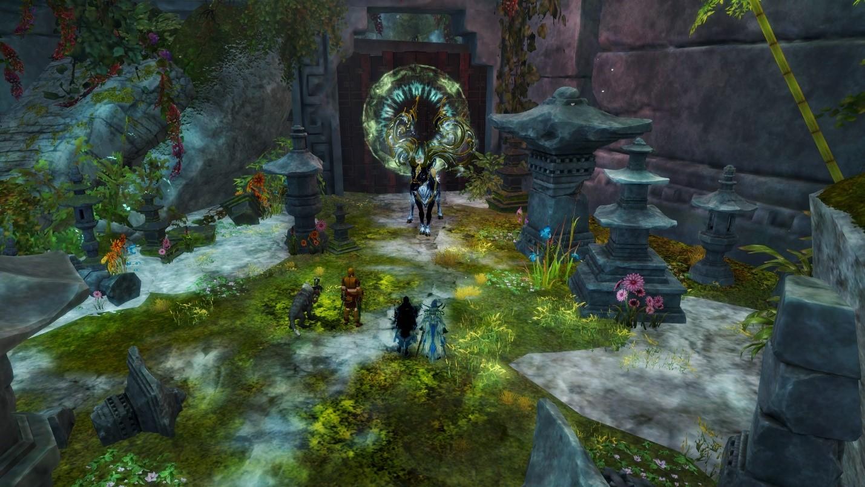 Pico Sunqua de Guild Wars 2