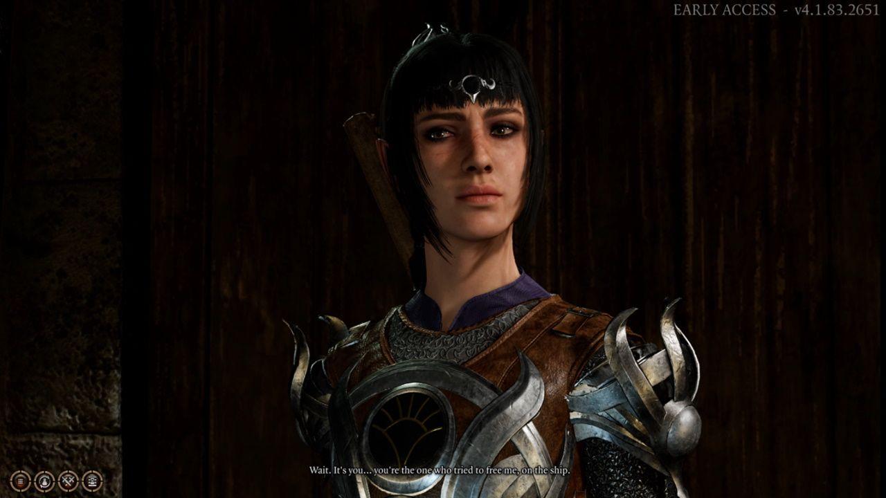 Baldur's Gate 3 Shadowheart