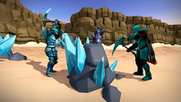 RuneScape Mining