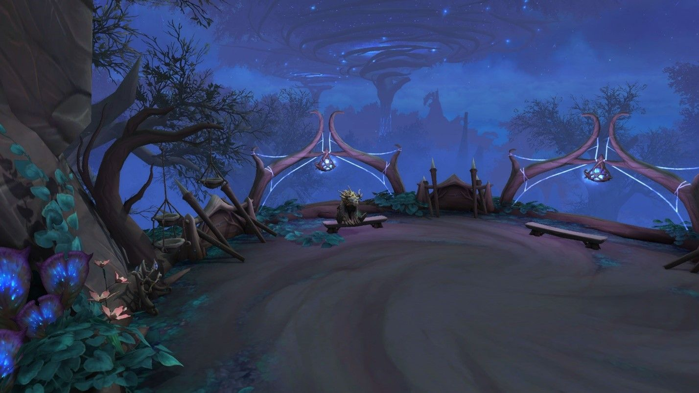 World of Warcraft: Shadowlands Ravendreth