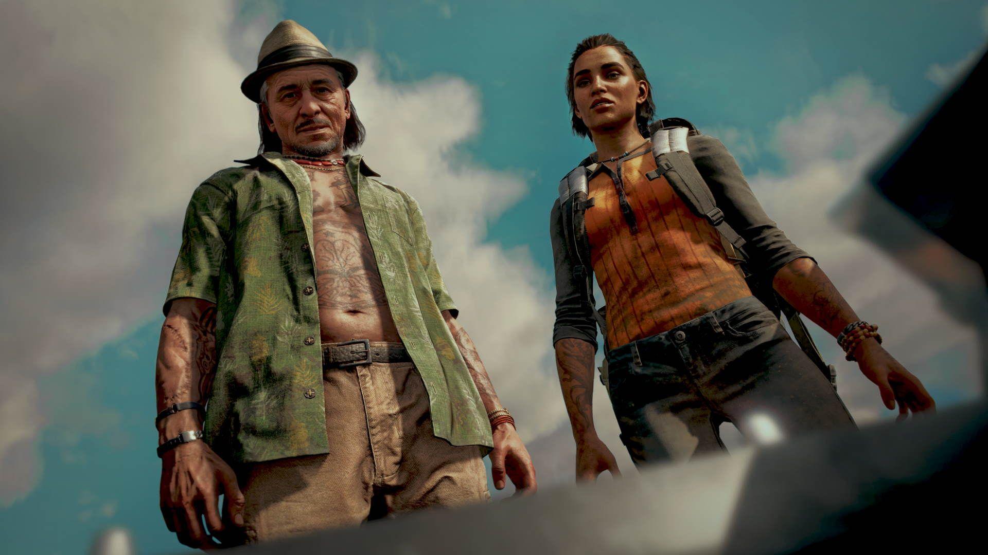 Far Cry 6 Juan and Dani