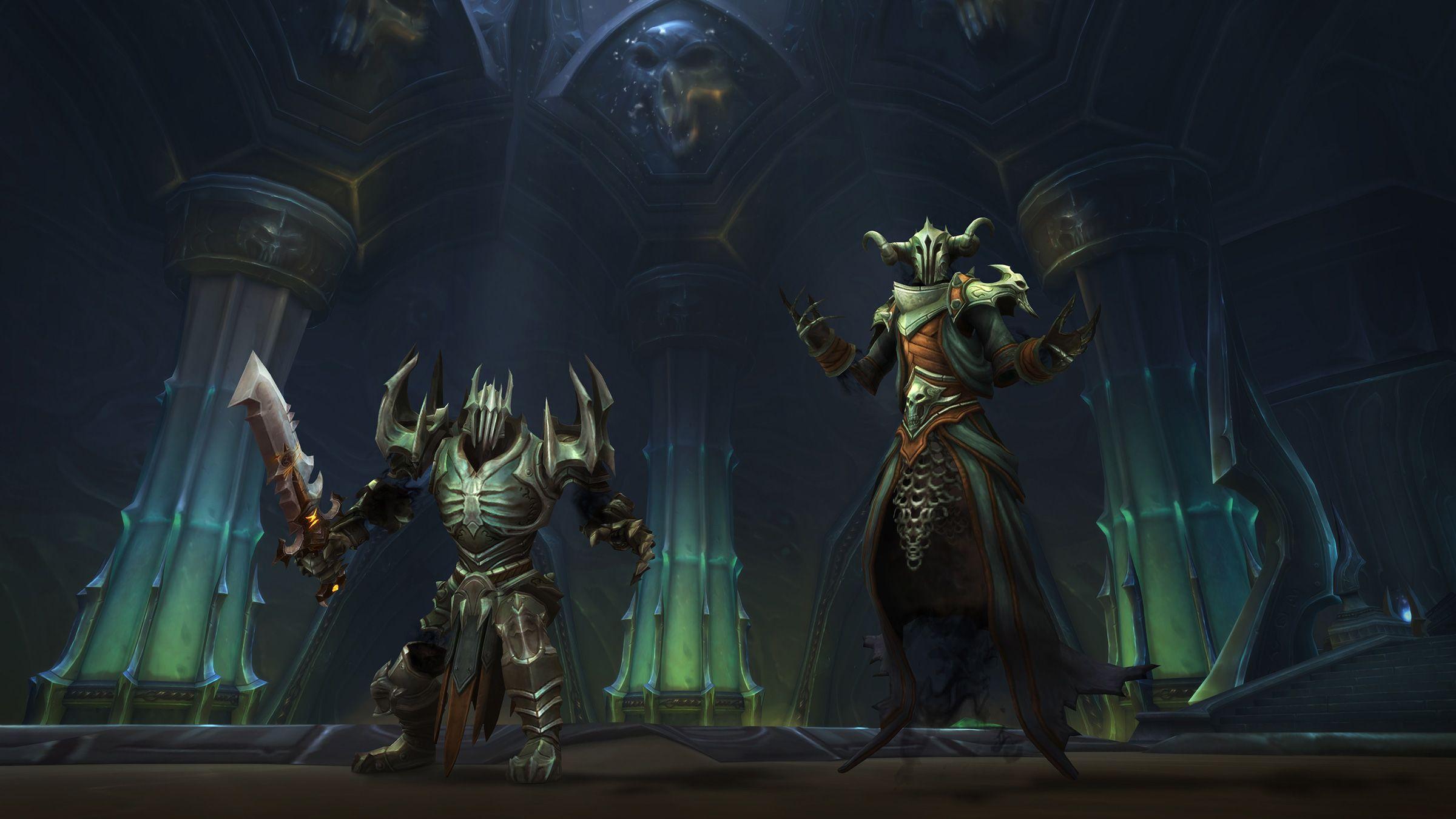 world of warcraft torghast