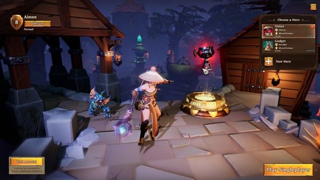 Torchlight 3 Character