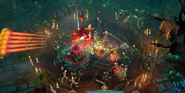 Torchlight 3 Combat