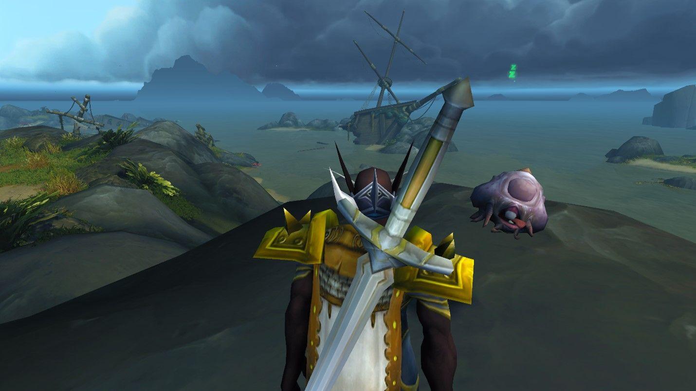 Rango de exilio de World of Warcraft