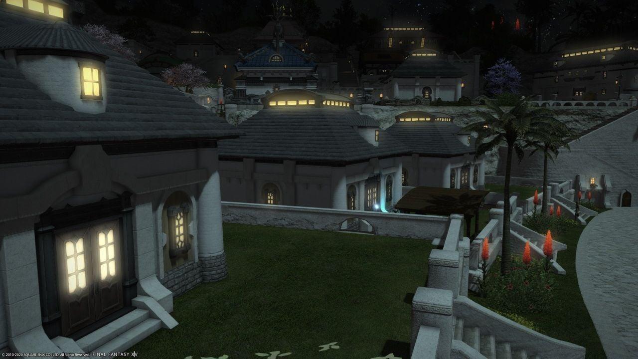 Final Fantasy XIV Housing Rush