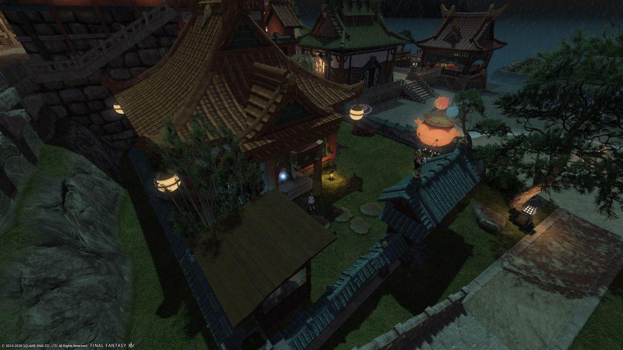 Final Fantasy XIV Houses