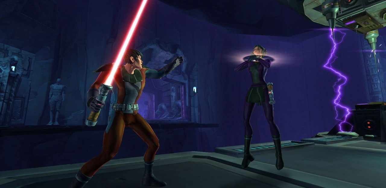 SWTOR Force Choke