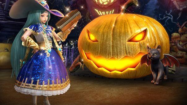 Aion Halloween Event